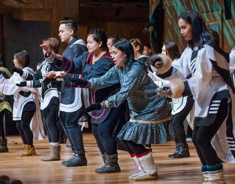 Artistes autochtones.