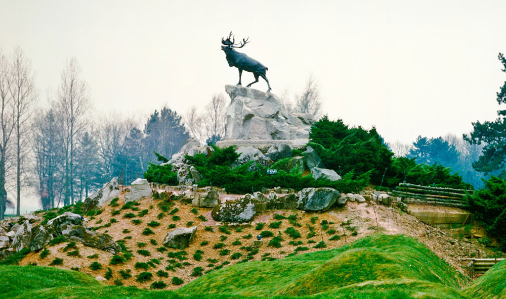 Beaumont-Hamel memorial site