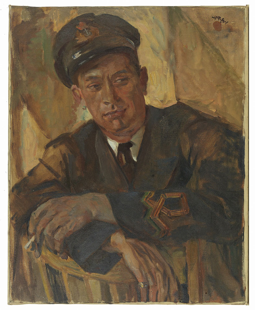 Portrait by Frederick Varley