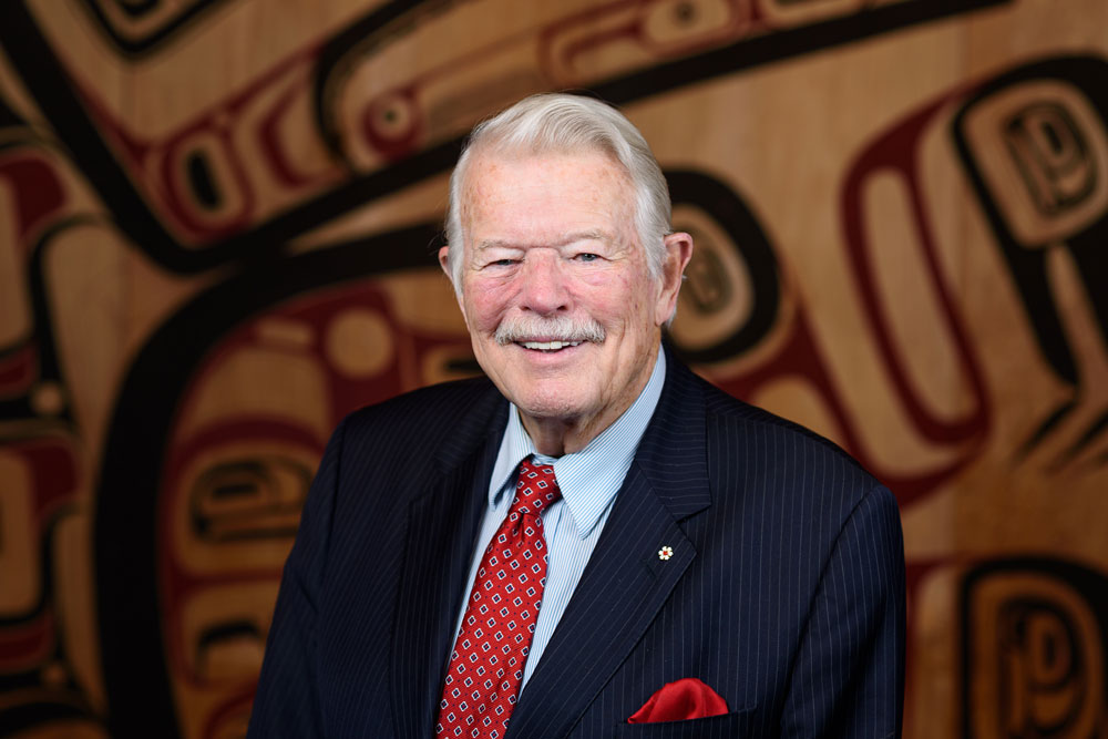 Dr. James D. Fleck, C.C.