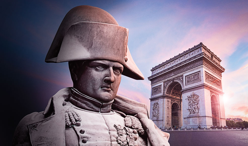 Napoleon and Paris