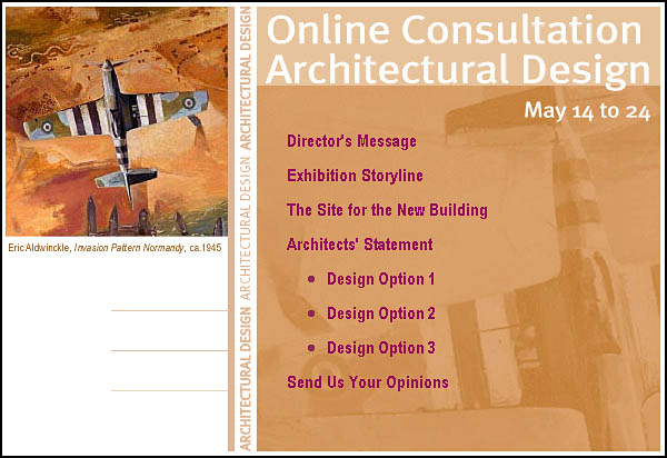 Online Consultation for Architectural Design page.