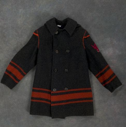 Snowshoeing coat