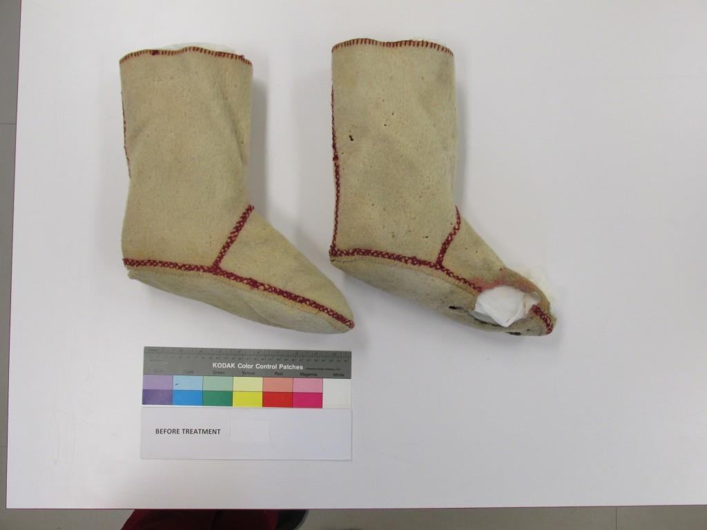 Artifact VI-I-178.2a-b — before treatment