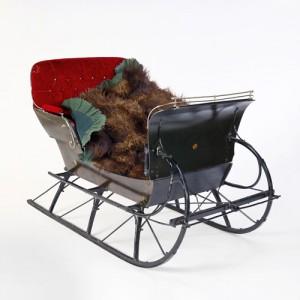 McLaughlin Carriage Co. sleigh