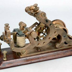 Morse recorder
