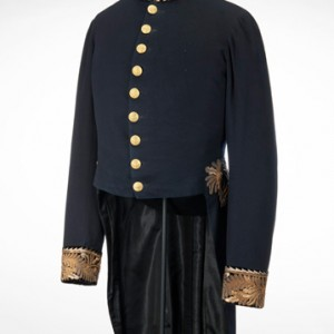 Coat belonging to John A. Macdonald