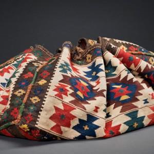 Doukhobor travelling bag
