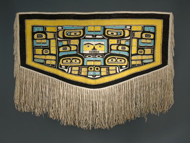 Chilkat Blanket Canadian Museum Of History