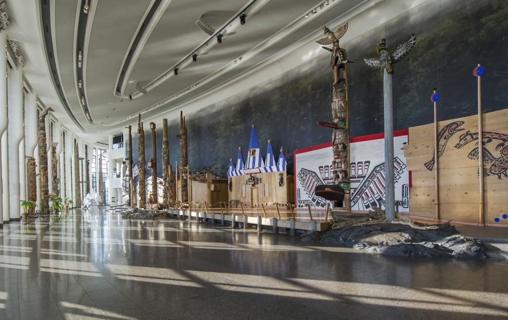 Grande Galerie, Musée canadien de l'histoire, IMG2014-0181-0019-Dm