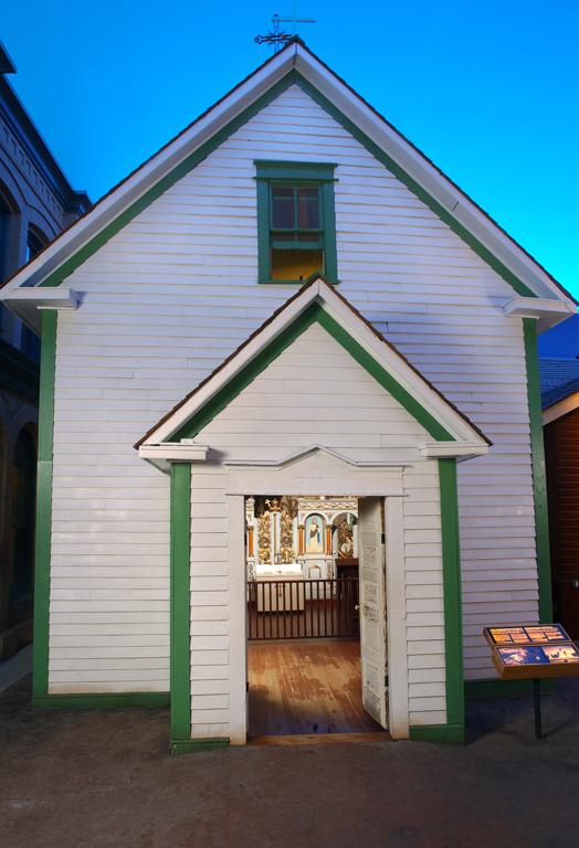 L'église Saint-Onuphrius, Musée canadien de l'histoire. IMG2008-0495-0001-Dm