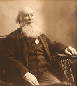 Portrait de Charles Paschal Télesphore Chiniquy