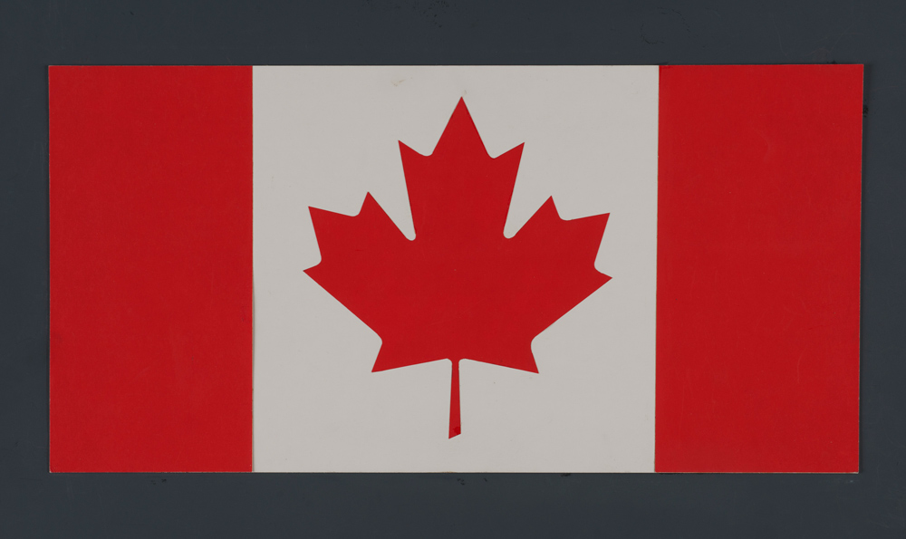 The Canadian flag | Ca...