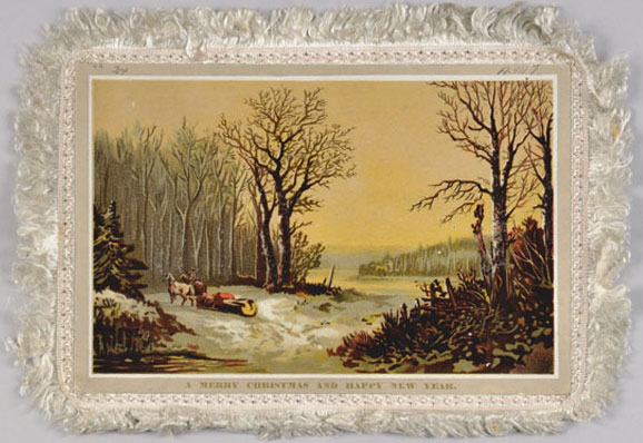 season's greetings holiday cards from the collection of