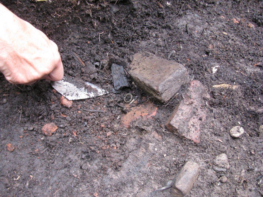 Recherches archéologiques le long du cours inférieur de la rivière Severn. Musée canadien de l'histoire, photo : Jean-Luc Pilon, IMG1609