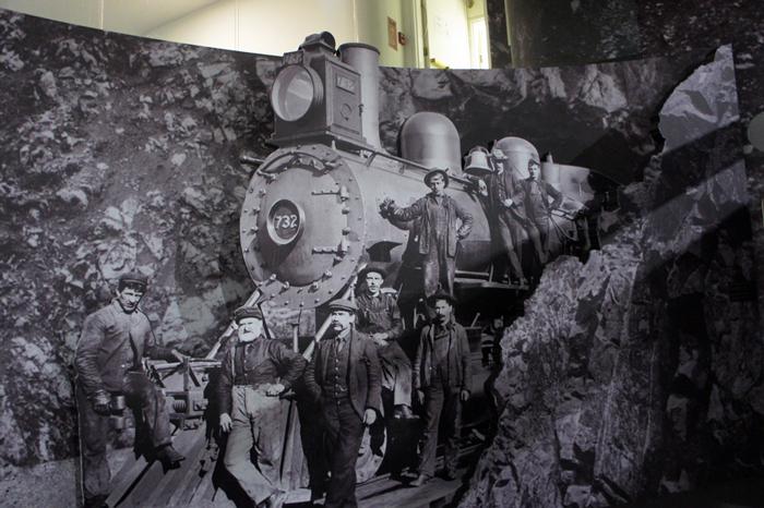 Canadian Pacific Railway locomotive