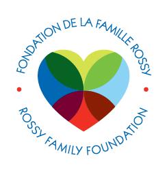 Rossy Family Foundation logo