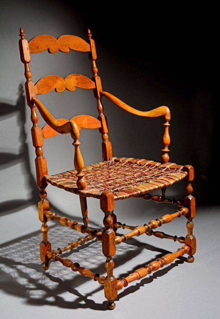À la capucine armchair