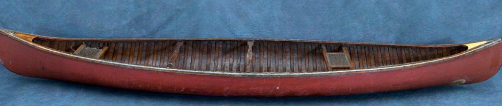 Bill Mason's canoe