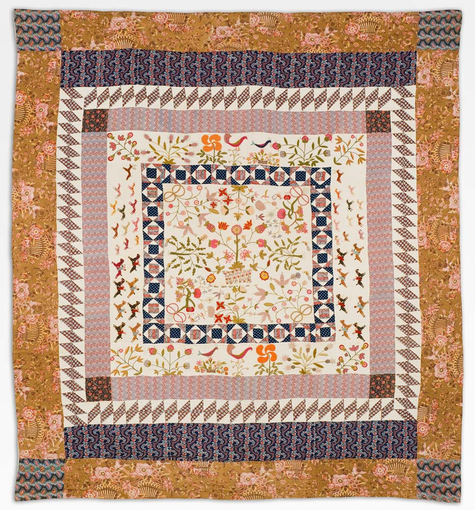 Mary Morris quilt