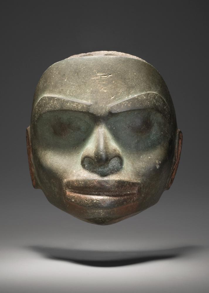 Tsimshian stone mask