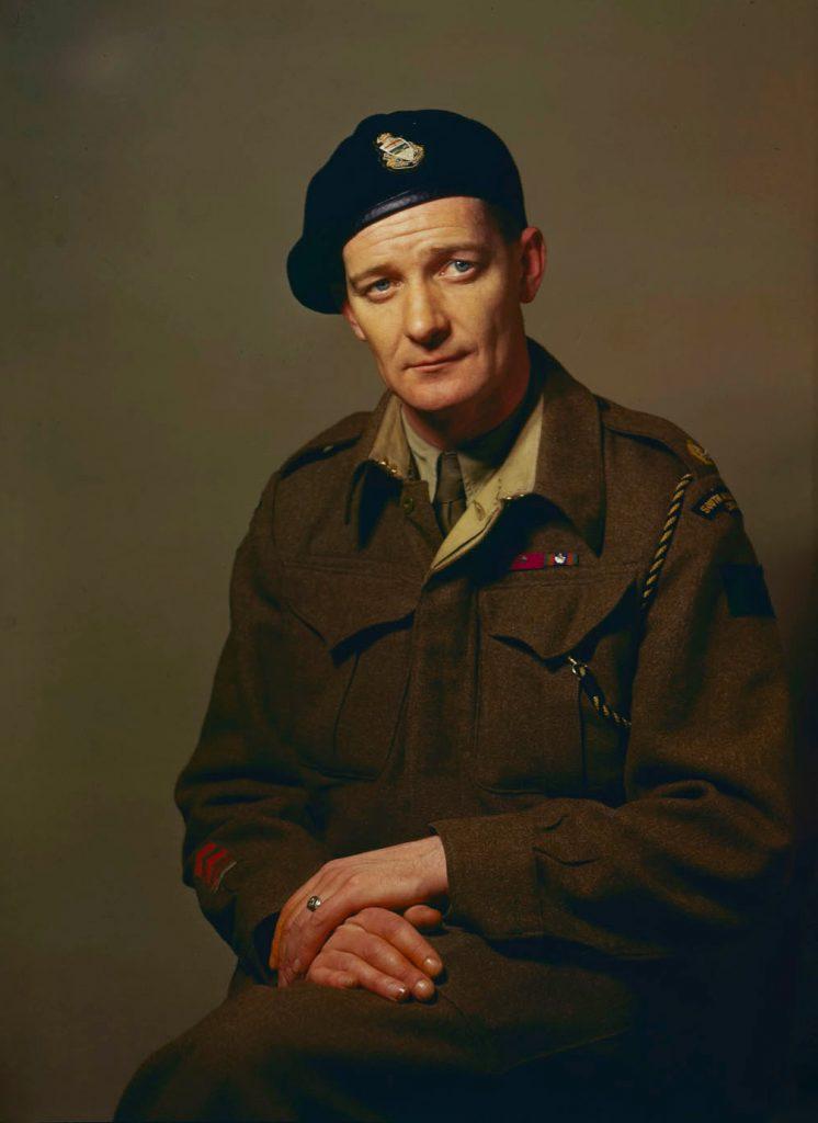 Portrait of Lieutenant-Colonel Currie