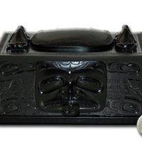Argillite - Clamshell Box (large):: Argilite - Bo