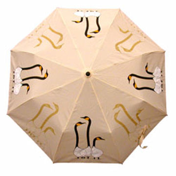 Benjamin Chee Chee Umbrella - Friends:: Parapluie Benjamin Chee Chee - Friends