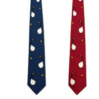 Benjamin Chee Chee Silk Tie - Good Morning:: Cravate en soie Benjamin Chee Chee - Good Morning