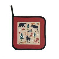 Canadian Heritage Pot Holder:: Sous-plat H