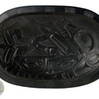 """Plate Haida  16"""" VII B 760:: Assiette Ha"""