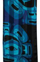 Klatle Bhi Moon Mask Silk Scarf::