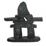 Inukshuk Medium Statue:: Moyenne statue Inukshuk