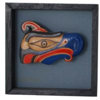 Thunderbird Frame by Artie George:: Le
