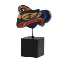 Thunderbird collectable by Artie George:: Le