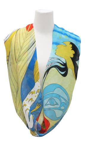 the shawl theme