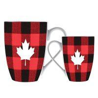 Lumberjack Canada Mug