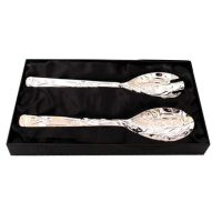 Silver Service Spoons
