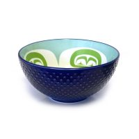 Medium Porcelain Art Bowl - Moon by Simone Diamond