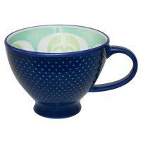Porcelain Art Mug - Moon by Simon Diamond