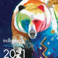 2021 Wall Calendar with John Balloue Artworks