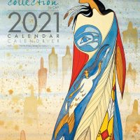 2021 Wall Calendar with Maxine Noel Artworks