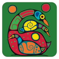 Jim Oskineegish's You Can Do It Coasters
