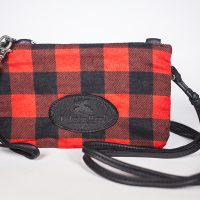 Canadian Made Lumberjack Deerskin Leather Purse