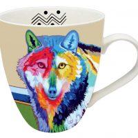 John Balloue's Big Wolf Mug