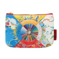Alex Janvier Morning Star Coin Purse