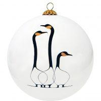 Benjamin Chee Chee Friends Glass Ornament