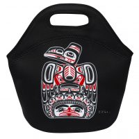 Bill Reid Neoprene Lunch Bag - Children of the Raven