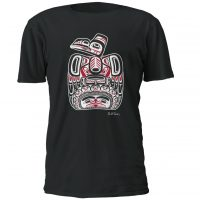 Bill Reid T-shirt - Children of the Raven