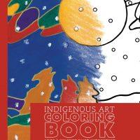 Dawn Oman Colouring Book